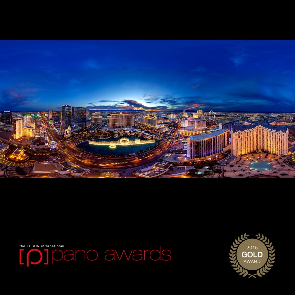 Epson pano awards gold medal